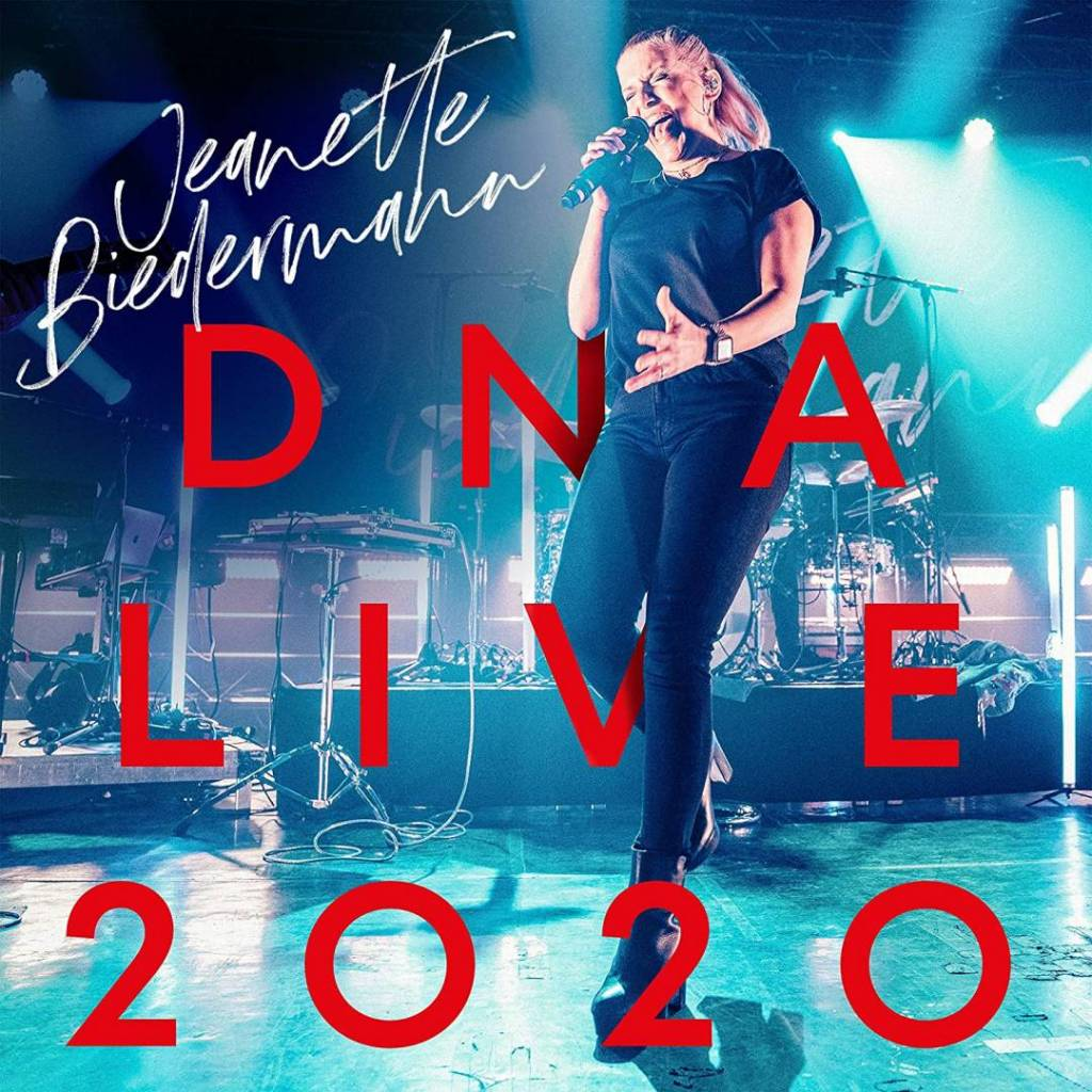 Jeanette Biedermann – DNA Live