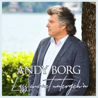 Andy Borg CD Cover