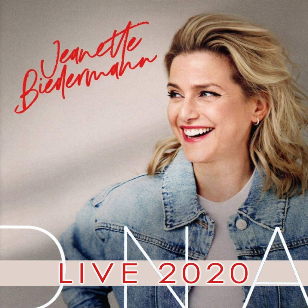 Jeanette Biedermann - DNA-Live