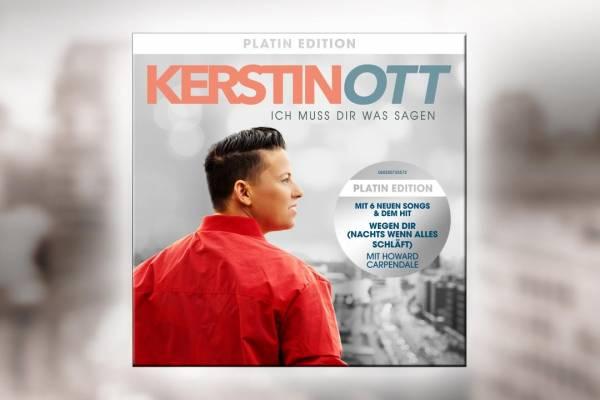 Kerstin Ott Platin-Edition