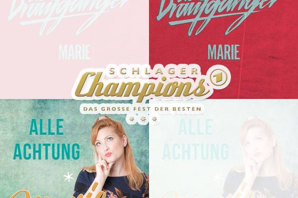 Alle Achtung Marie Schlagerchampions