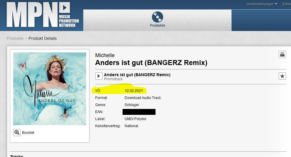 CD-Cover_Michelle_Anders_ist_gut_MPN