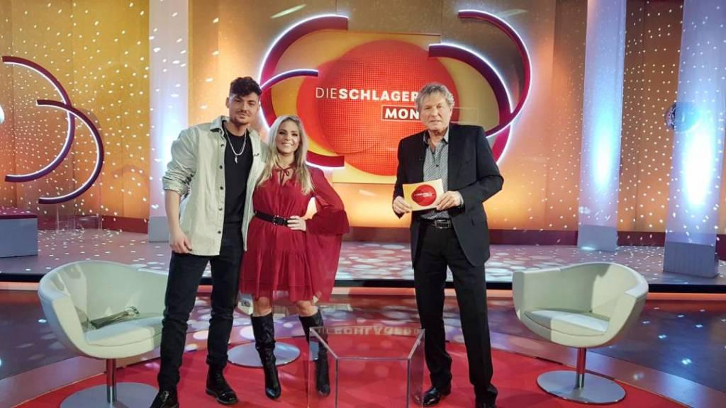Bernhard Brink Schlager des Monats Marina_Marx Karsten_Walter