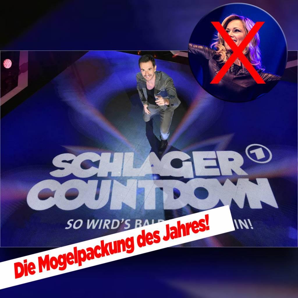 Helene Fischer Schlagercountdown Mogelpackung