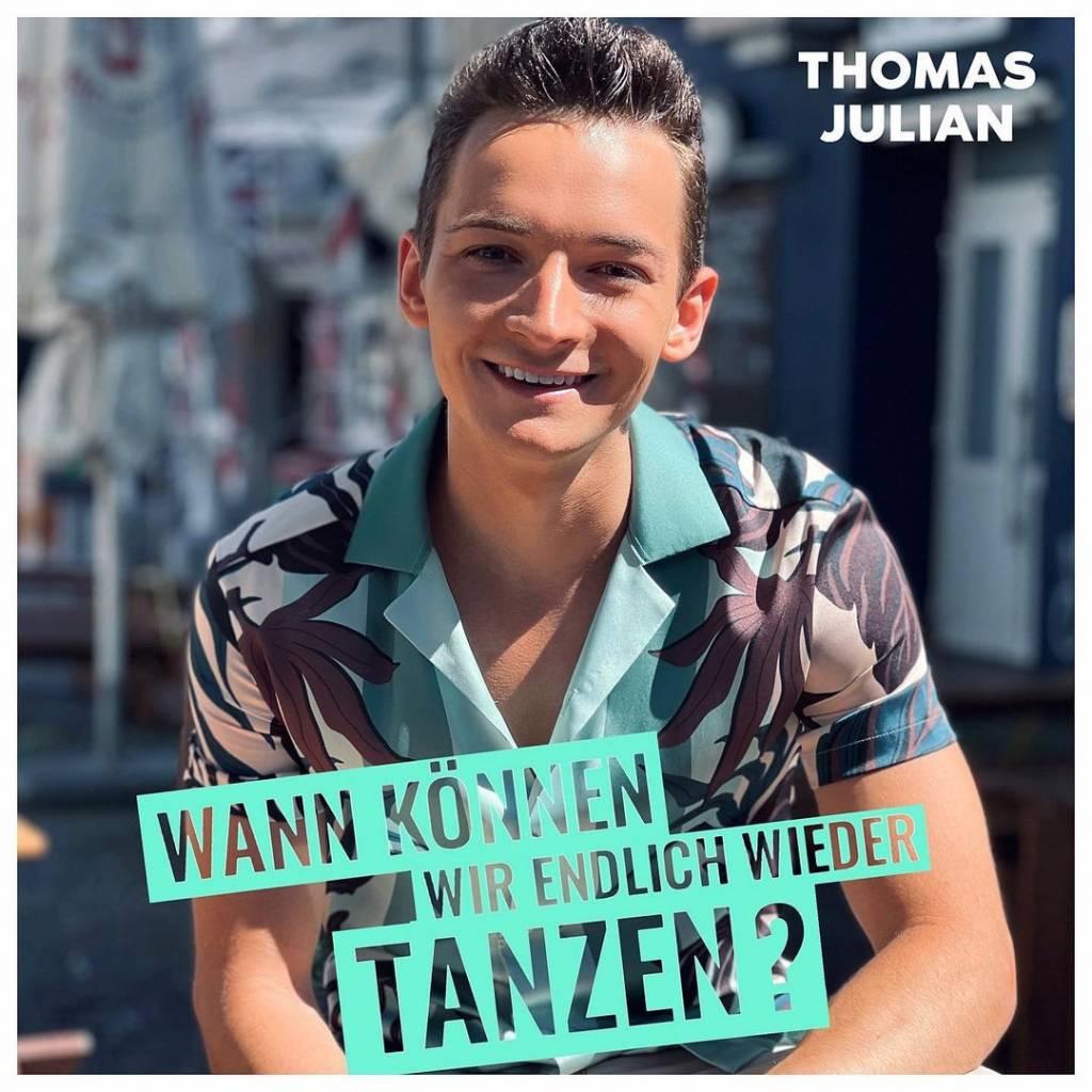 Thomas Julian CD Cover